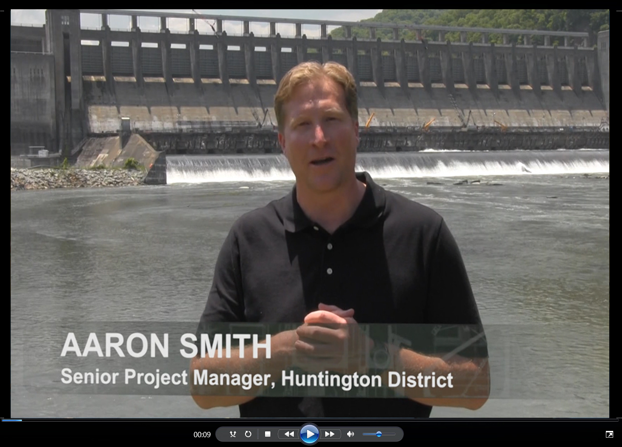 Bluestone Dam, National Dam Safety