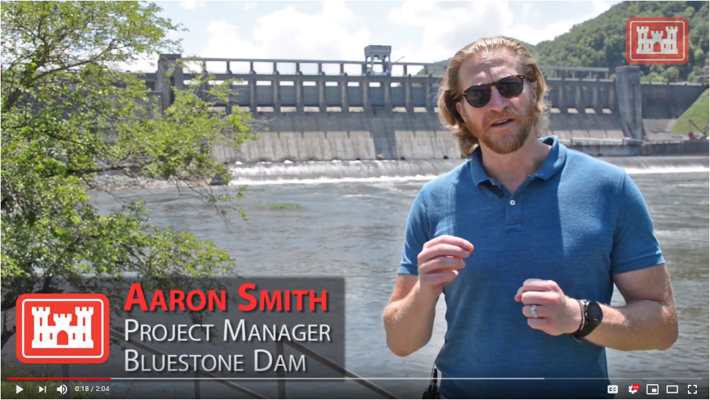 Accelerated Timeline for Bluestone Dam
